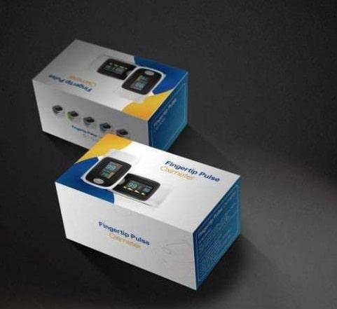 Pulsoximetru DIGITAL, puls oximetru cu ecran OLED