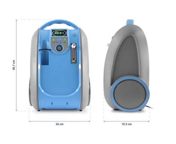 concentrator oxigen portabil