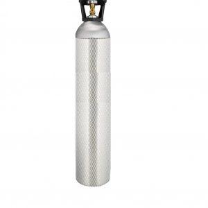 Butelie Oxigen Medicinal Aluminiu 10 Litri