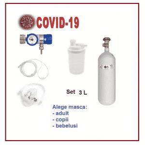 butelie oxigen covid