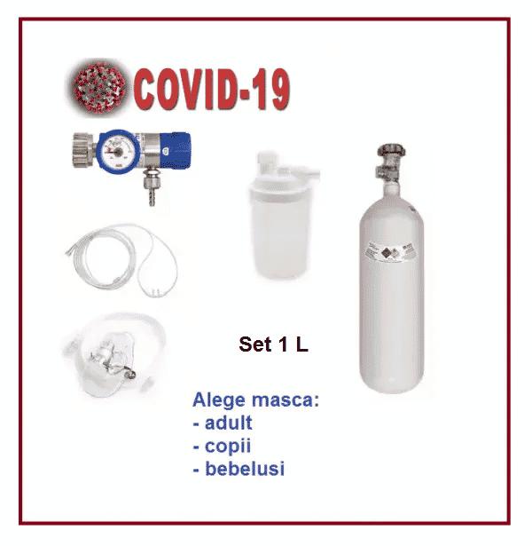 set butelie oxigen medical